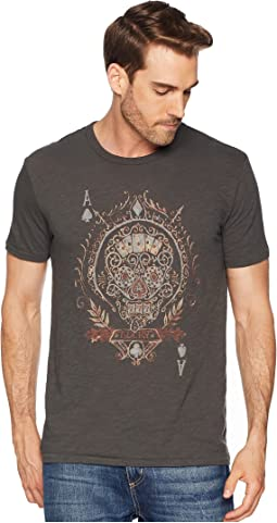 info for 48ed8 a7282 Gamble Skull Tee