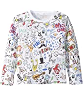 Stella McCartney Kids - Georgie All Over Printed Tee (Infant)