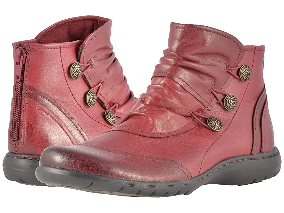Rockport Cobb Hill Collection Cobb Hill Penfield Boot (Bordeaux Leather) Women
