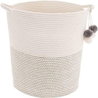 Storage Basket - Extra Large Cotton Rope Basket 18