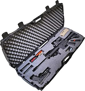 Case Club Pre-Made AR15 Rifle Carrying Case