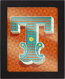Ridley's   Letter T   Alphabet Collection   Jigsaw Puzzle