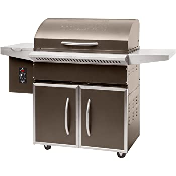 Traeger Grills TFS60LZC Select Elite Pellet Grill and Smoker, 589 Sq. In. Cooking Capacity, Bronze