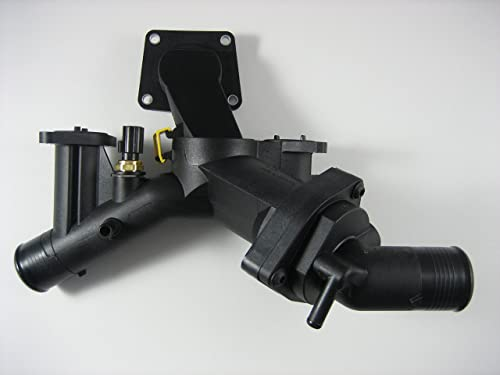 Genuine Land Rover Coolant Thermostat Housing Tube Assembly product image