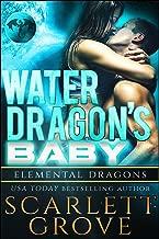 Water Dragon's Baby (Dragon Shifter Scifi Alien Romance) (Elemental Dragons Book 3)
