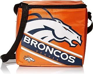 FOCO NFL Unisex Big Logo Stripe 12 Pack Cooler