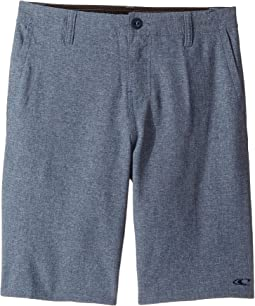 O'Neill Kids Loaded Heather Hybrid Shorts (Big Kids)