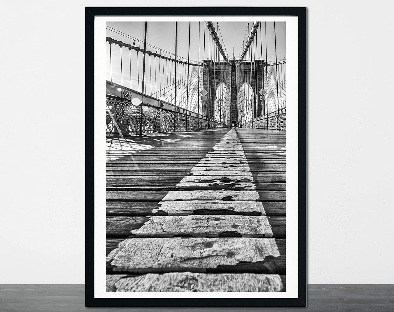 Brooklyn Bridge Print At the price New York Tulsa Mall NY Photography City Broo