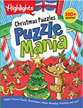 Christmas Puzzles (Highlights(TM) Puzzlemania® Activity Books)