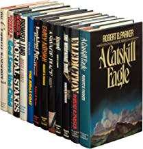 First Editions of the first twelve Spenser Novels, all but one Signed or Inscribed by the Author (The Godwulf Manuscript, ...