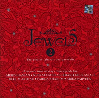 Jewels 2 - Greatest Ghazals and Qawwalis (3 CD Set - 25 Songs from Legends)