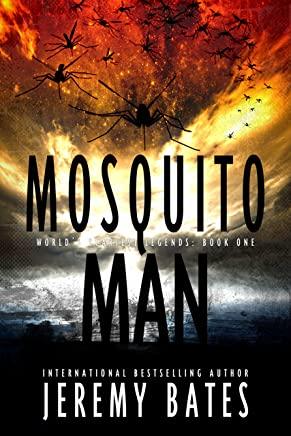 Mosquito Man: An edge-of-your-seat psychological thriller (World's Scariest Legends Book 1) (English Edition)