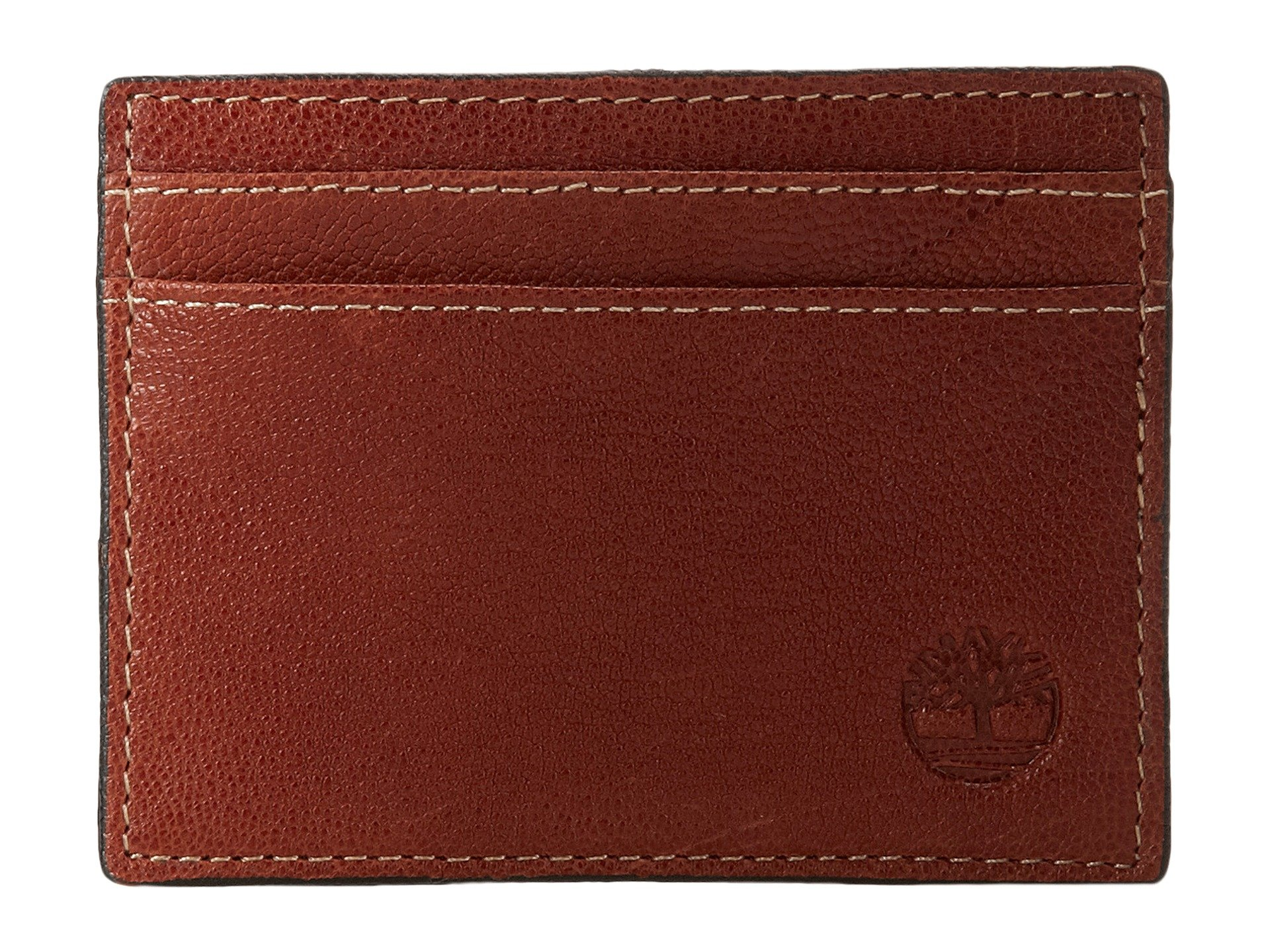 Monedero para Hombre Timberland Cavalieri Leather Card Carrier  + Timberland en VeoyCompro.net