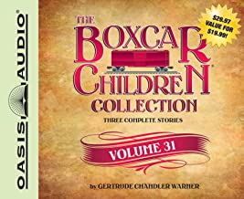The Boxcar Children Collection Volume 31: The Mystery at Skeleton Point, The Tattletale Mystery, The Comic Book Mystery