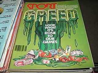 Sport Magazine (GREED ! , New York Yankees , Reggie Jackson , George Brett, June 1977)