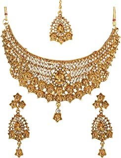 Best indian wedding jewelry for brides Reviews