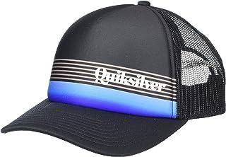 قبعة رجالي من Quiksilver مطبوع عليها HARMONY TRUCKER