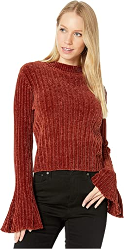 Melania Sweater Top