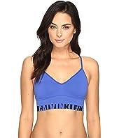 Calvin Klein Underwear - Logo Cotton Longline Bralette