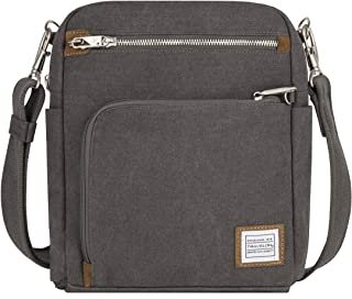 Travelon Anti-Theft Heritage Tour Bag, Pewter - 33074 540