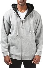 pro club reversible hoodie