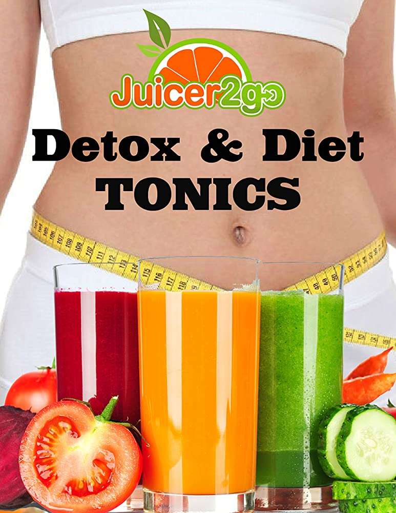 Detox and Diet Tonics (Juicer2Go) (English Edition)