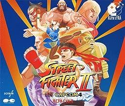 Street Fighter II Game Soundtrack Box Set -G.S.M. CAPCOM 4-