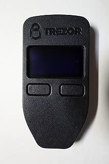 【日本語ガイドセット】TREZOR(トレザー)ビットコイン ハードウェアウォレット (黒)