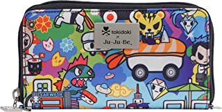 JuJuBe Be Spendy Zippered Wallet, Tokidoki Collection - Sushi Cars