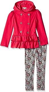 Calvin Klein Jeans Baby Girls 2 Pieces Jacket Set,