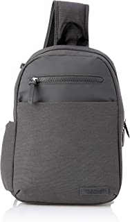 Travelon 127414-2928 Women's Backpack Handbag, Grey