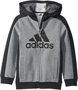 adidas Kids - Athletic's Jacket (Toddler/Little Kids)
