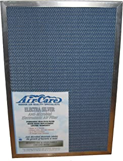 19-3/4 x 21-1/2 x 1 Electrostatic Washable Permanent A/C Furnace Air Filter 19-3/4x21-1/2x1
