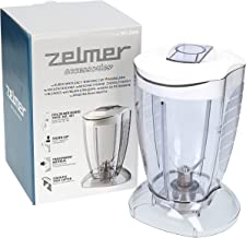 Mixer Liquidiser Attachment Blender Goblet ZELMER 377/381 / 481