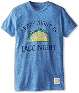The Original Retro Brand Kids - Taco Night Tee (Big Kids)