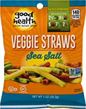 product image for Good Health Veggie Straws, Sea Salt, Pack of 24