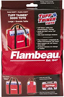 Flambeau Outdoors 5228TT 5000 Tuff Tainer Tote - Small - Bag ONLY