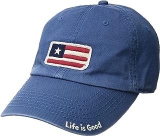 Life is Good Tattered Chill Cap Baseball Hat
