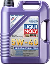 LIQUI MOLY 3864 Leichtlauf High Tech 5W-40 5 l