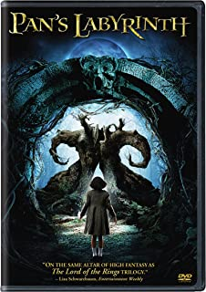 Pan's Labyrinth (DVD) (WS)