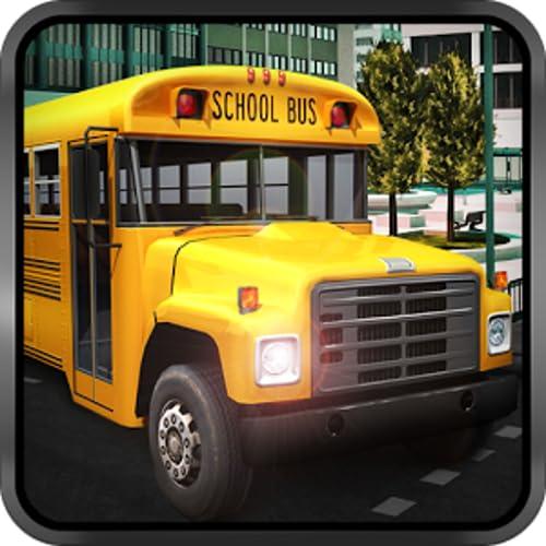 School Bus Drive Simulator 2016
