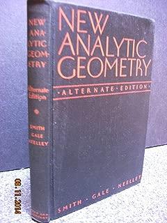 New Analytic Geometry Alternate Edition