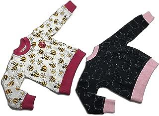 Michael's Originals 中性款幼儿 2 件套运动衫(3 岁,蜜蜂-河)
