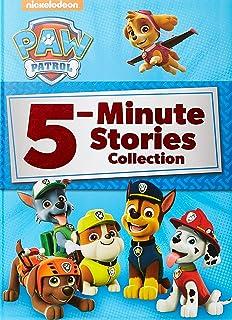 PAW PATROL 5-MIN STORIES COLL