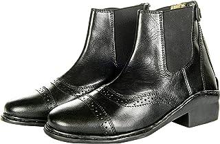 HKM 成人 Jodhpur 带弹性和拉链 9100 黑色 42 裤子,9100 黑色,42