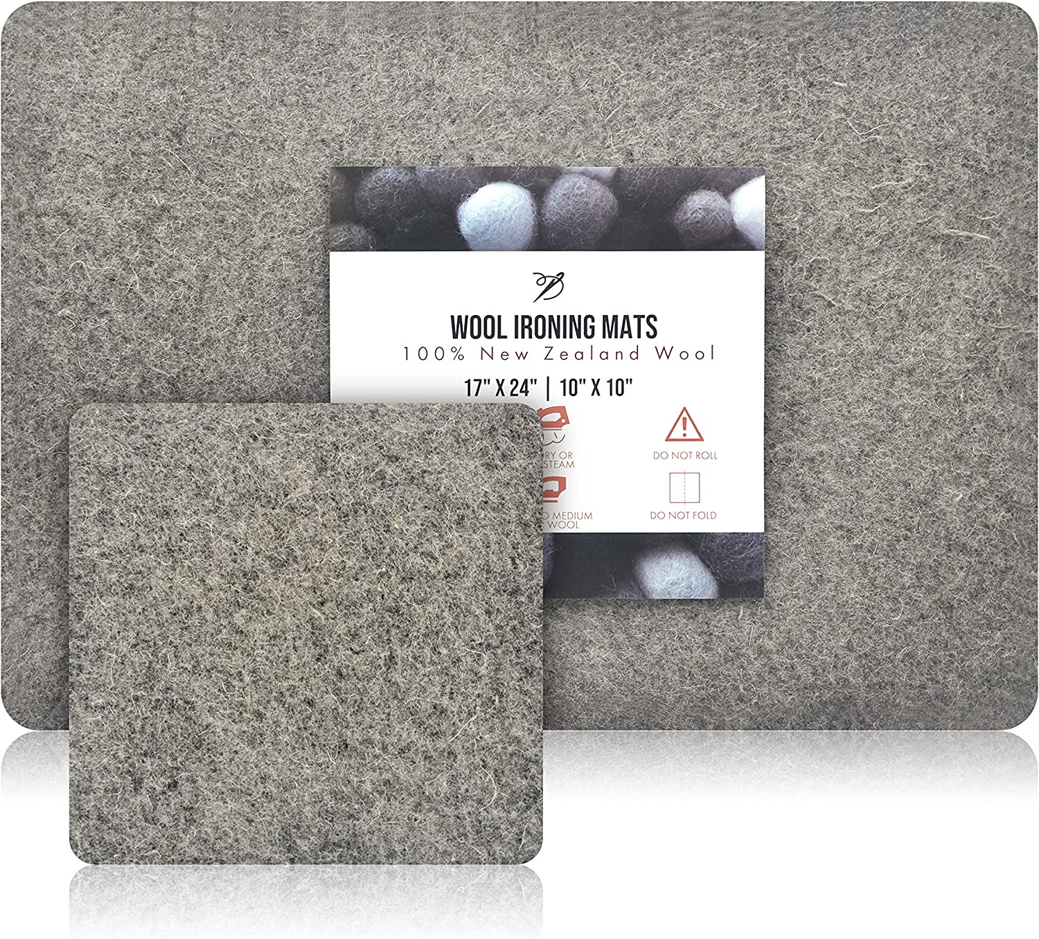 Templeton 100% New Zealand Max 43% OFF Wool Mats Quilti Pressing Crafts OFFer for