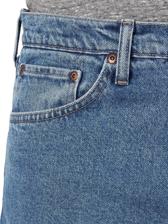 Wrangler Jeans Homme Vintage Blue Grey Flex.