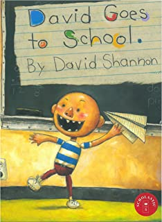David Goes To School (David Books [Shannon])
