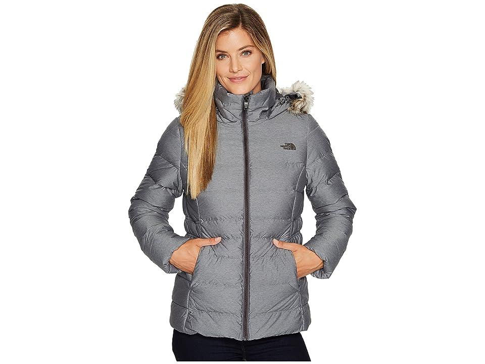 The North Face Gotham Jacket II (TNF Medium Grey Heather) Women