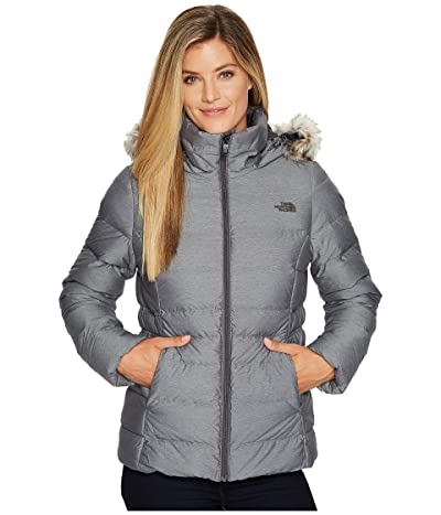 The North Face Gotham Jacket II (TNF Medium Grey Heather) Women